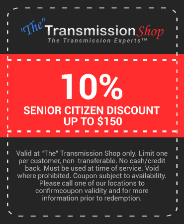 Senior Citizen Discount up to $150